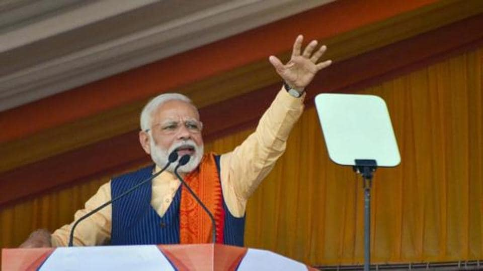 Prime Minister Narendra Modi will visit his Lok Sabha constituency of Varanasi on Sunday, where he would inaugurate over 30 projects