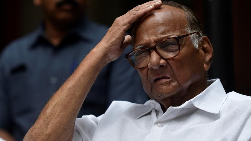 Sharad Pawar said people want freedom from such leadership but it is unlikely there would be any change.