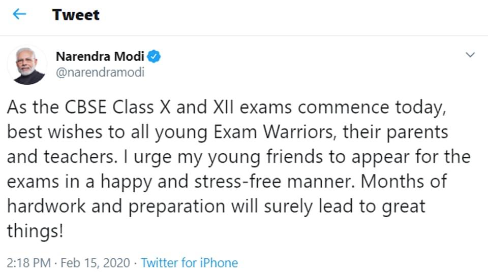 PMNarendra Modi on Twitter