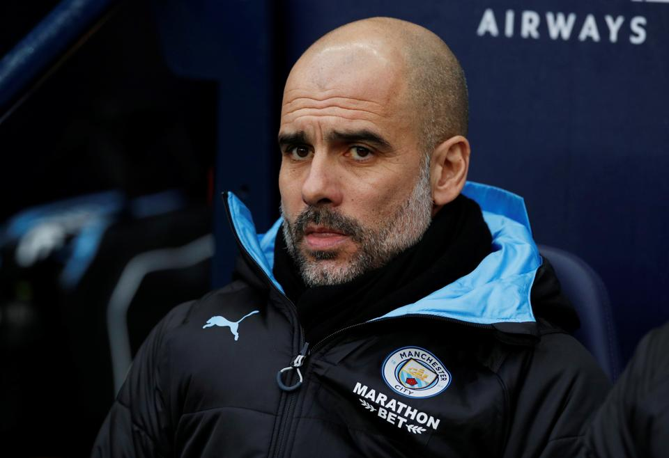 """UEFA said in a statement that Manchester City had committed """"serious breaches"""""""