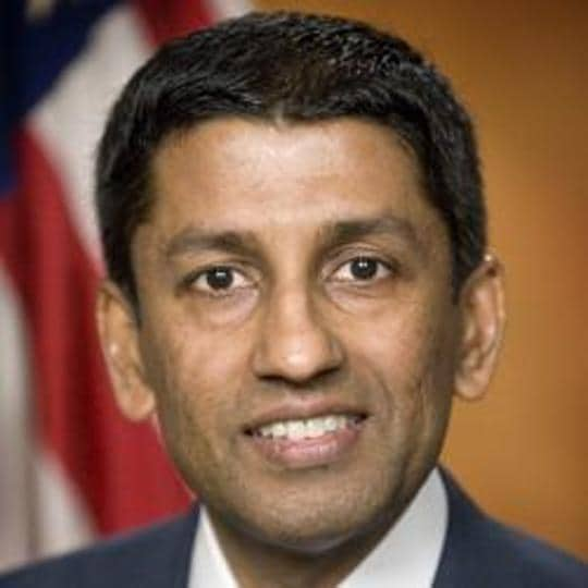 Sri Srinivasan, 53, has become the first Asian American to serve as chief judge for influential US Court of Appeals in Washington DC. His father, the late Thirunankovil Padmanabhan Srinivasan,  was a professor at Panjab University's mathematics department. His parents eventually migrated to the USin the 1970s.