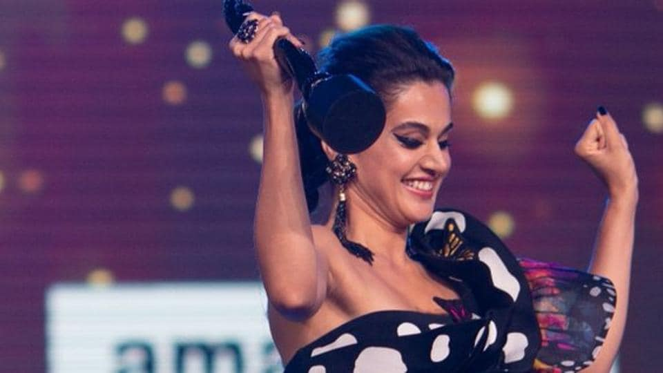Taapsee Pannu has this reply after she was called 'female Ayushmann Khurrana'