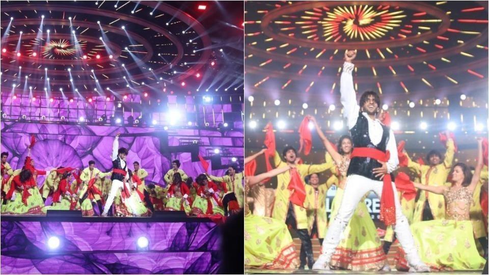 Ranveer Singh gave an energetic performance at Filmfare Awards.