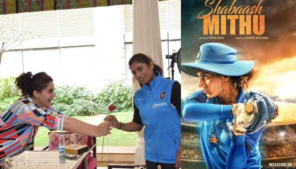 Mithali Raj believes Taapsee Pannu 'will be able to ape' her skill at some level in Shabaash Mithu thumbnail