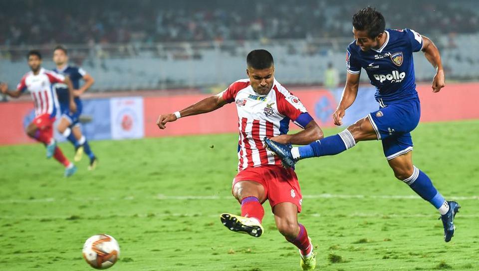 Chennaiyin FC beat ATK 3-1 to continue remarkable turnaround