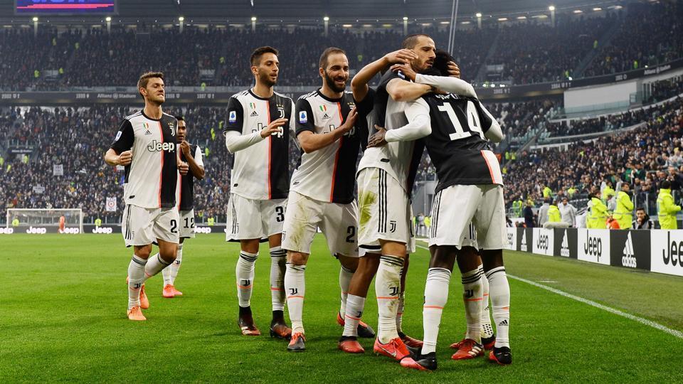 Italian Serie A: Juventus ease to win over 10-man Brescia