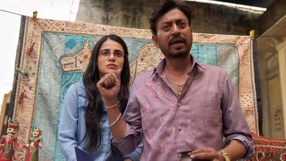Irrfan Khan's Angrezi Medium release date is now March 13, Janhvi's Gunjan Saxena postponed to April 24