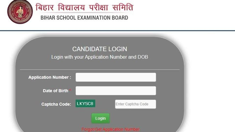 BSEB dummy admit card for D El Ed Joint Entrance Test 2020. (Screengrab)