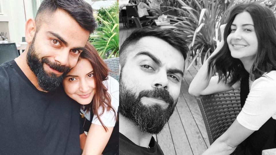 Anushka Sharma bids emotional goodbye to Virat Kohli, says goodbyes never get easier with time. See pic