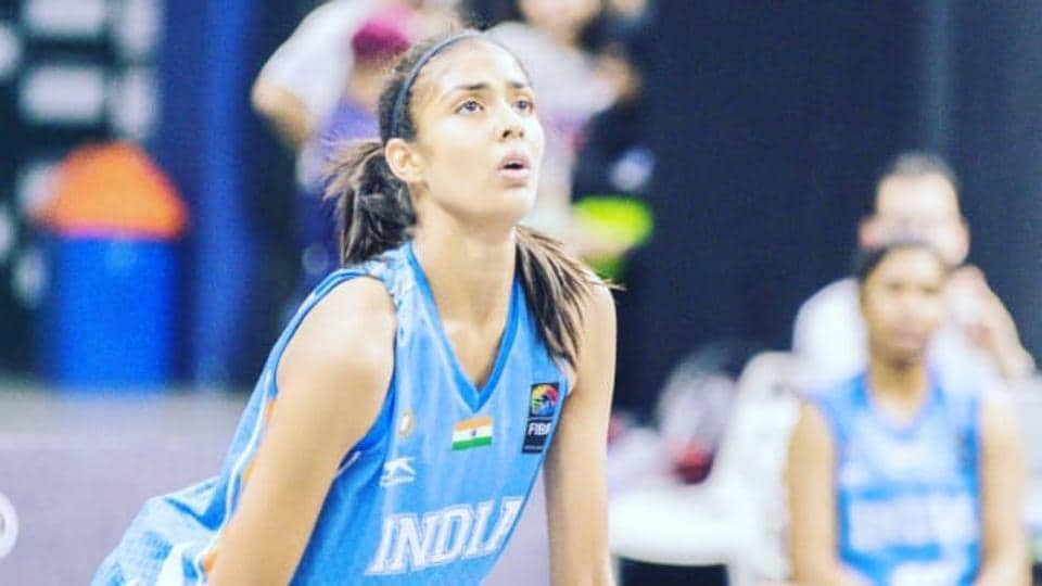 Harsimran Kaur invited to NBA Global Academy for a second short-term training Program