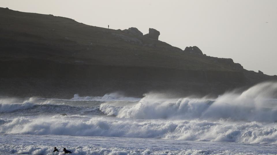 Man dies as Storm Dennis slams UK, power cuts hit France