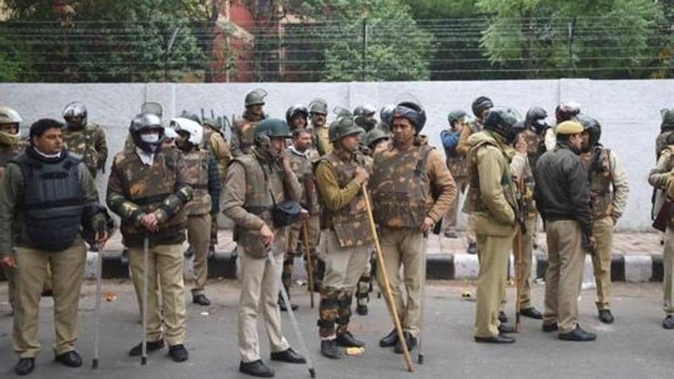 Over 100 people were injured in the violence in Jamia. Despite the university having filed a complaint against Delhi Police, no First Information Report has been registered