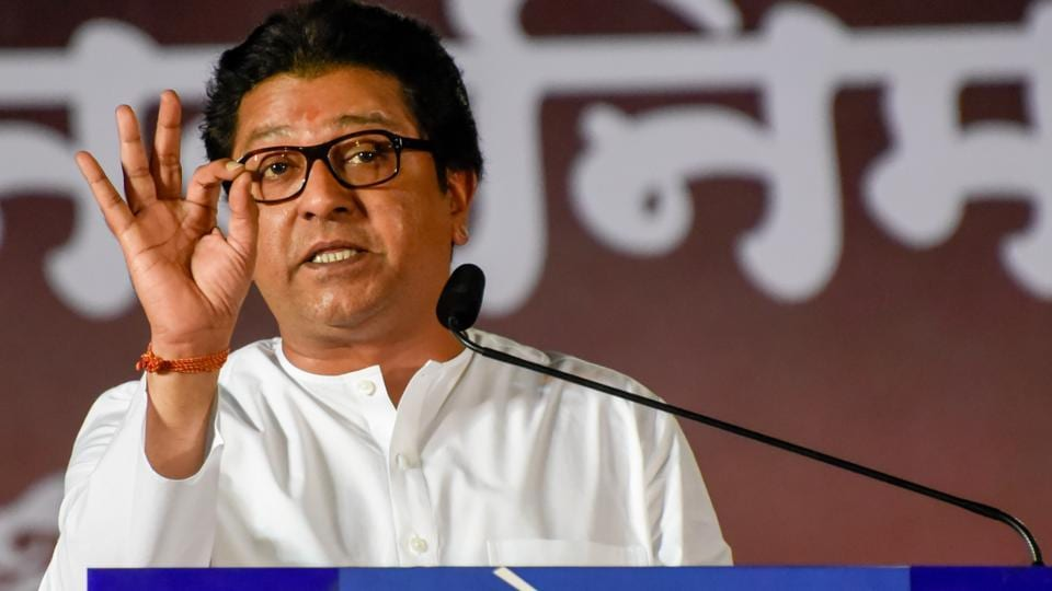 MNS chief Raj Thackeray is said to be indirectly being supported by the BJP, which wants to displace the Sena from power in the Aurangabad corporation.