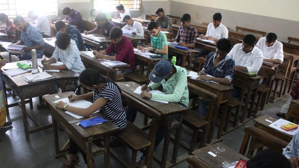 Around 5.61 million students will appear in the high school and intermediate examinations of the UP Board beginning Tuesday.