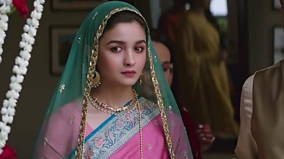 Alia Bhatt played a spy in Meghna Gulzar's Raazi.