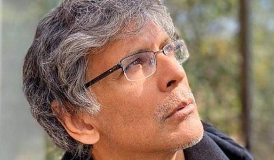 Milind Soman shares a long post with an excerpt from an upcoming book.