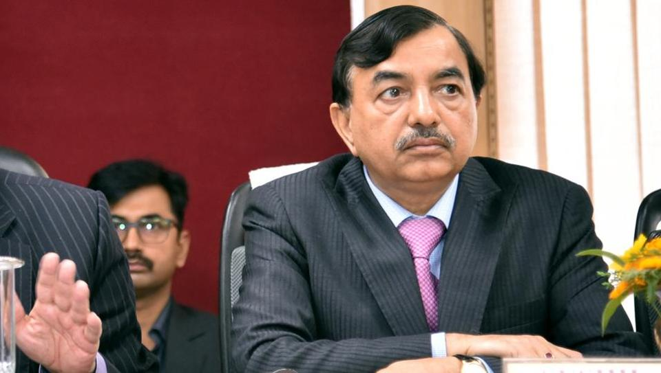 The Chief election commission nominated Sushil Chandra upon the request of legislative department of the law ministry to take forward the exercise of setting up the commission.