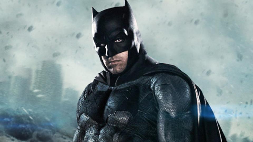 Ben Affleck played Batman in three films.