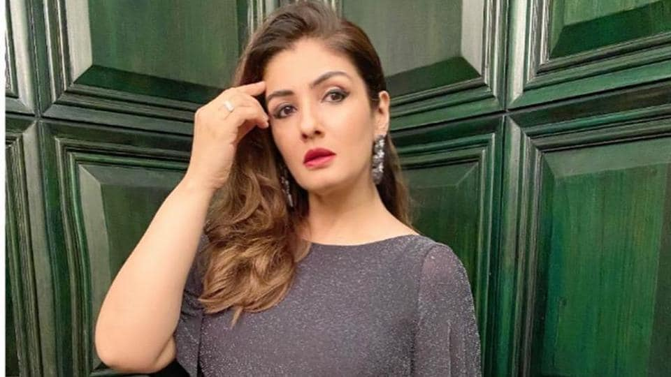 Raveena Tandon on limited roles for actresses in their 40s: 'Married heroines were seen as bhabhi'