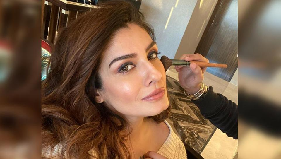 Raveena Tandon said that it was unfair that actresses were targeted for undergoing plastic surgery and getting Botox injections.