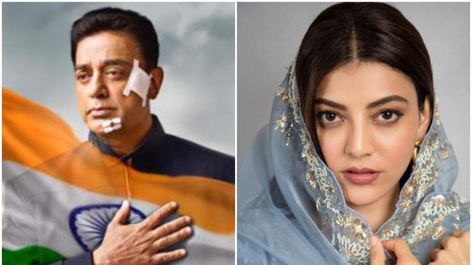 Kamal Haasan and Kajal Aggarwal were present at the Indian 2 set when the accident happened.
