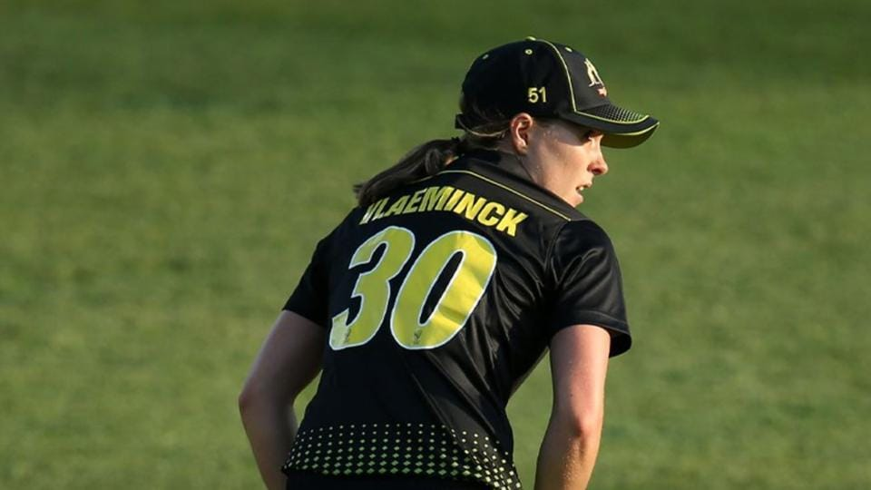 Australia's Tayla Vlaeminck ruled out of Women's T20 World Cup thumbnail