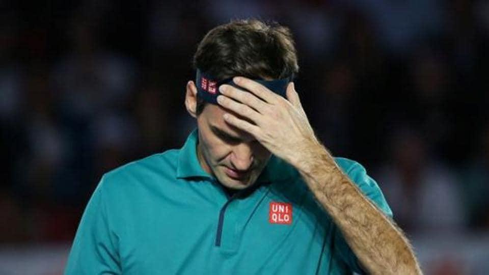 File image of Swiss tennis star Roger Federer.