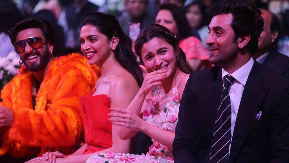 Deepika Padukone, Ranveer Singh were asked to play Ranbir Kapoor's parents in Brahmastra: report