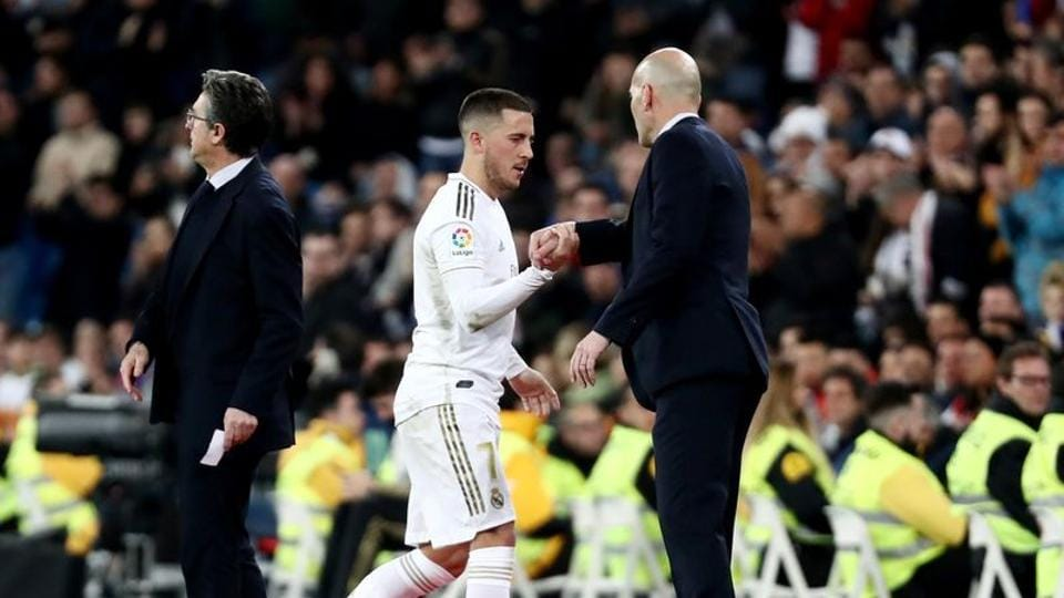 Hazard return poses conundrum for Real as Clasico, City loom