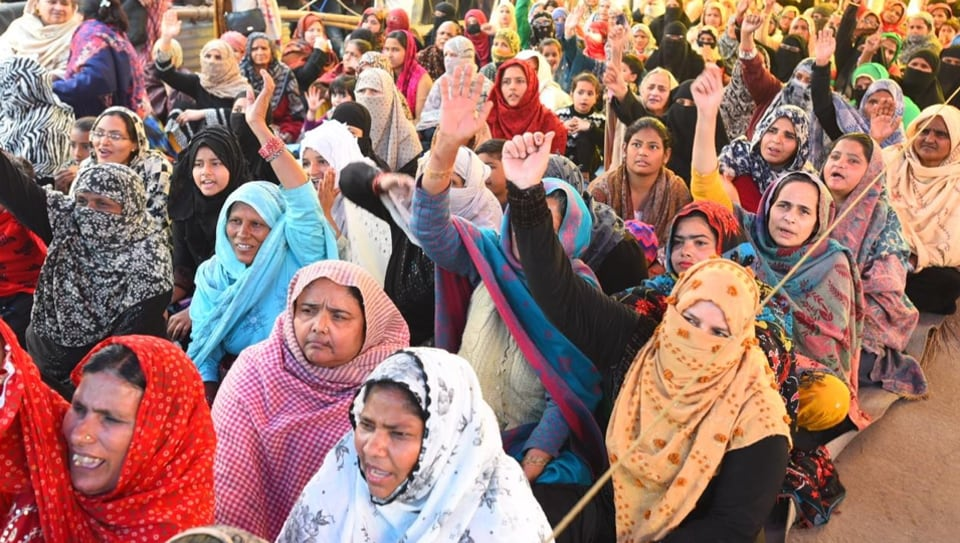 Shaheen Bagh an organic protest to save Constitution, says Asaduddin Owaisi
