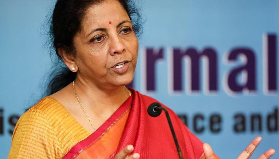Union Finance Minister Nirmala Sitharaman holds bilateral meeting with her German counterpart Olaf Scholz