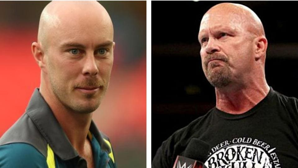 Fan compares Chris Lynn with WWE Legend Steve Austin, he gives hilarious reply