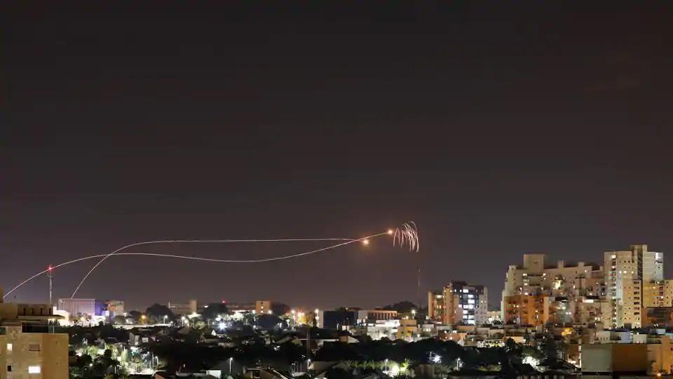 Israel Size: 20 Palestinian Rockets Fired Towards Israel After Gaza