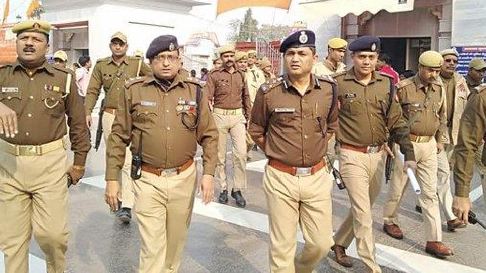 Police cited a property dispute as the reason behind the murder and said they have formed teams to nab the culprits after registering a first information report (FIR). (Photo @gorakhpurpolice )