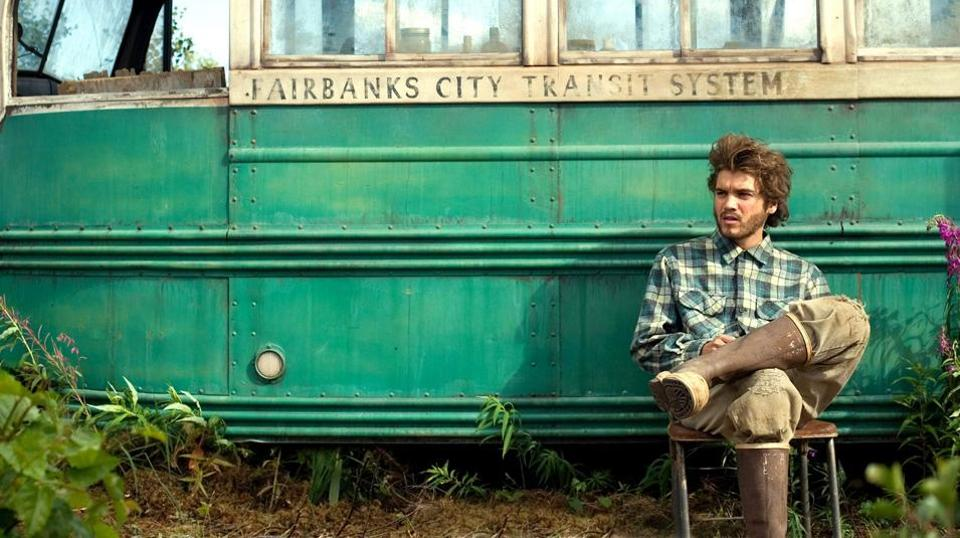 The rescue was the latest episode involving the bus, first made famous by Jon Krakauer's 1996 book Into the Wild and then by Sean Penn's 2007 film of the same name.
