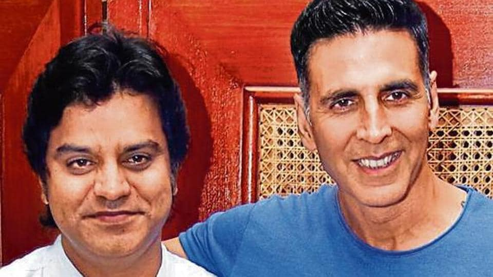 Filmmaker Jagan Shakti said that Akshay Kumar had a major role to play in him getting back on his feet.