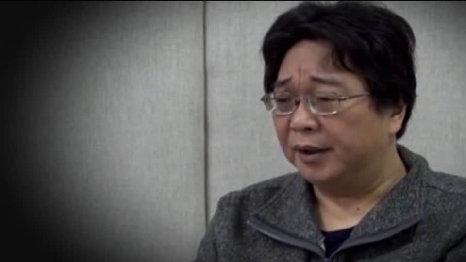 In photo: Swedish book publisher Gui Minhai. Minhai first vanished in 2015 while on holiday in Thailand and eventually surfaced at an undisclosed location in China, confessing to involvement in a fatal traffic accident and smuggling illegal books.