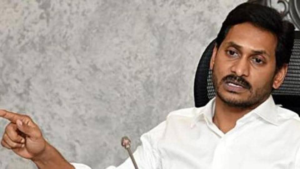 Jagan Mohan Reddy 's government in Andhra Pradesh had suspended  senior Indian Revenue Service (IRS) officer Jasti Krishna Kishore  in December 2019.