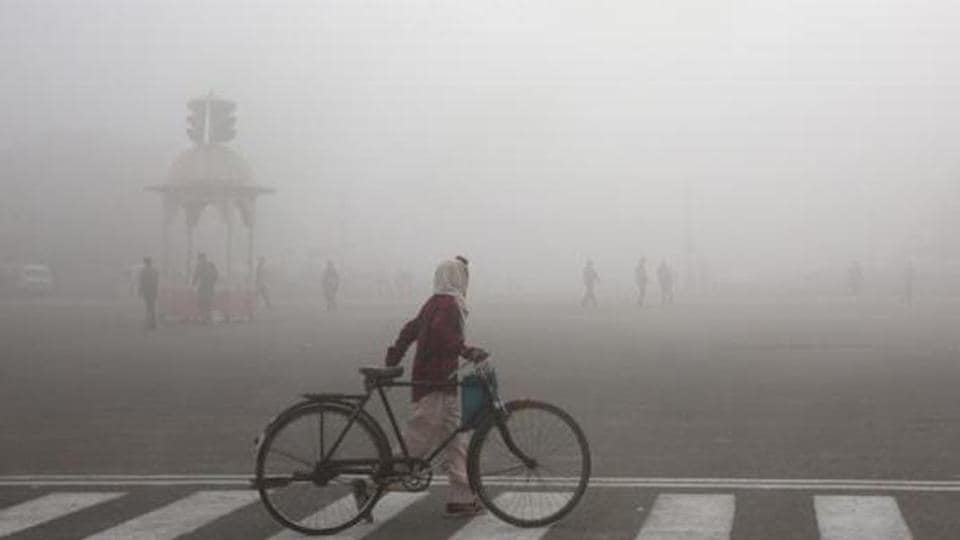 The National Capital New Delhi is the most polluted city among 84 cities assessed globally for PM 2.5 levels by IQAir.