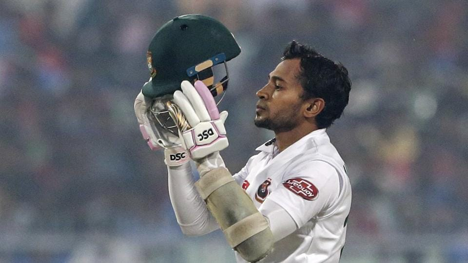 File image of Bangladesh's Mushfiqur Rahim.