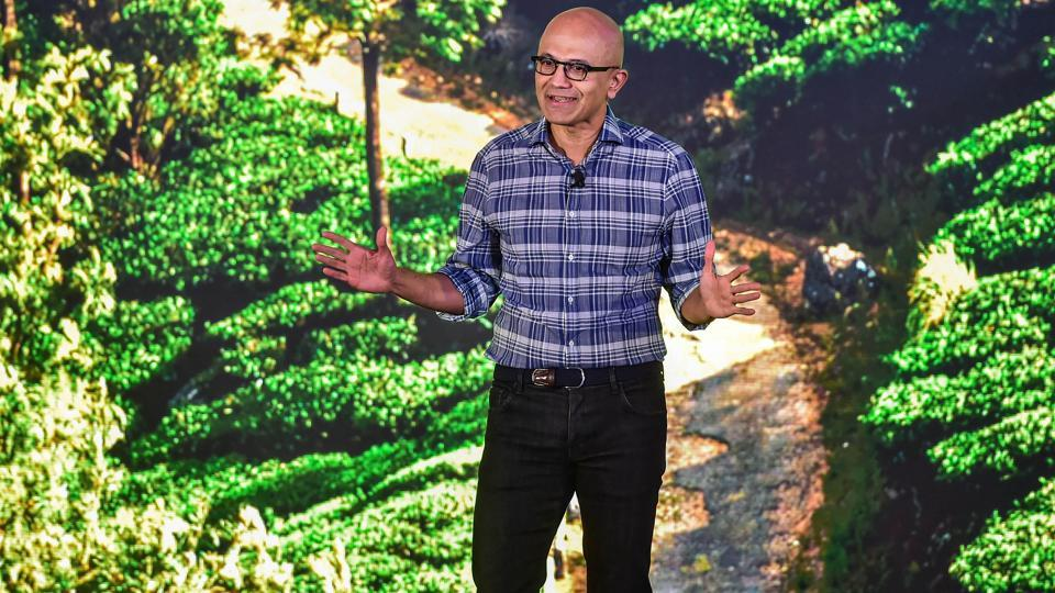 Developers need to be responsible, should focus on trust, inclusivity: Nadella