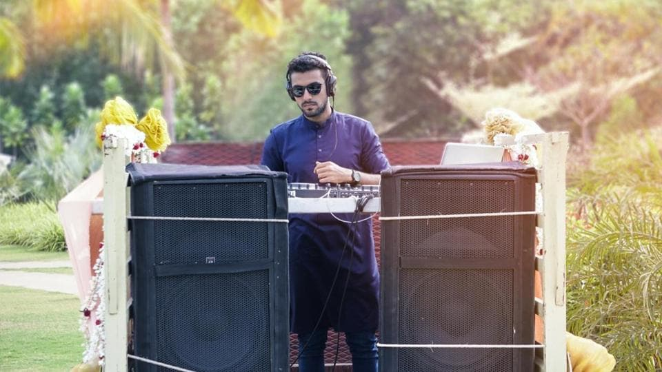 He is also the official DJ of CHennaiyin F.C., the football clubs of Chennai in the Indian Super League.