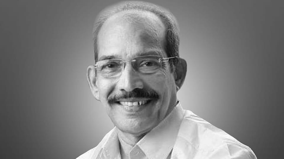 Senior Congress leader P Sankaran, 72 , was unwell and under treatment at a private hospital in the district for some time, they said, adding he breathed his last on Tuesday night.
