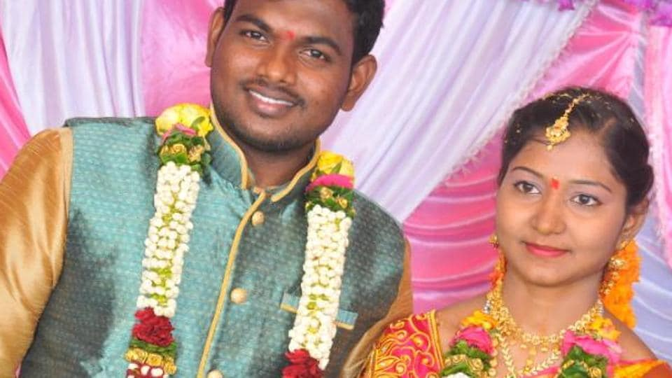 Annem Jyothy is scheduled to marry her fiance Amarnath Reddy on March 15, but the date can be postponed
