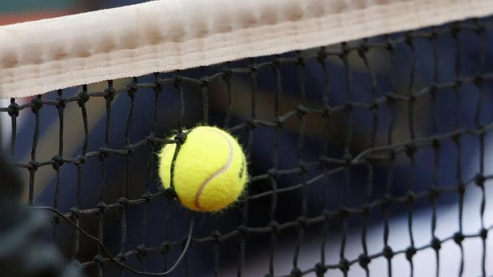 File photo of tennis.
