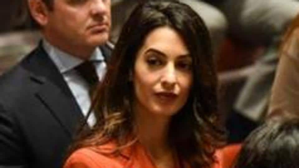 Maldives gets Amal Clooney to fight for Rohingyas at UN court