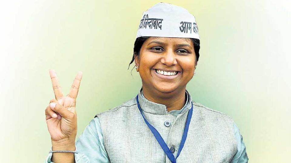 AAP's Rakhi Birla unanimously elected as Deputy Speaker of Delhi Assembly thumbnail