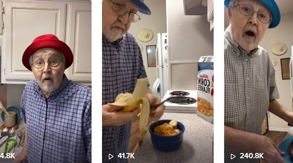 People love his videos.