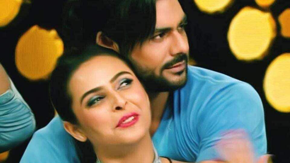 Madhurima Tuli and Vishal Aditya Singh were seen together on Nach Baliye and Bigg Boss 13.
