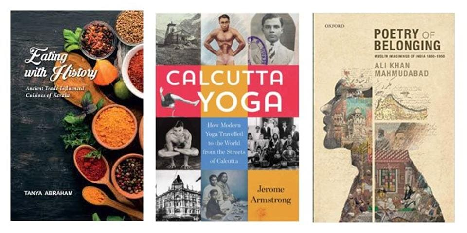 Food, yoga, poetry and the history of the